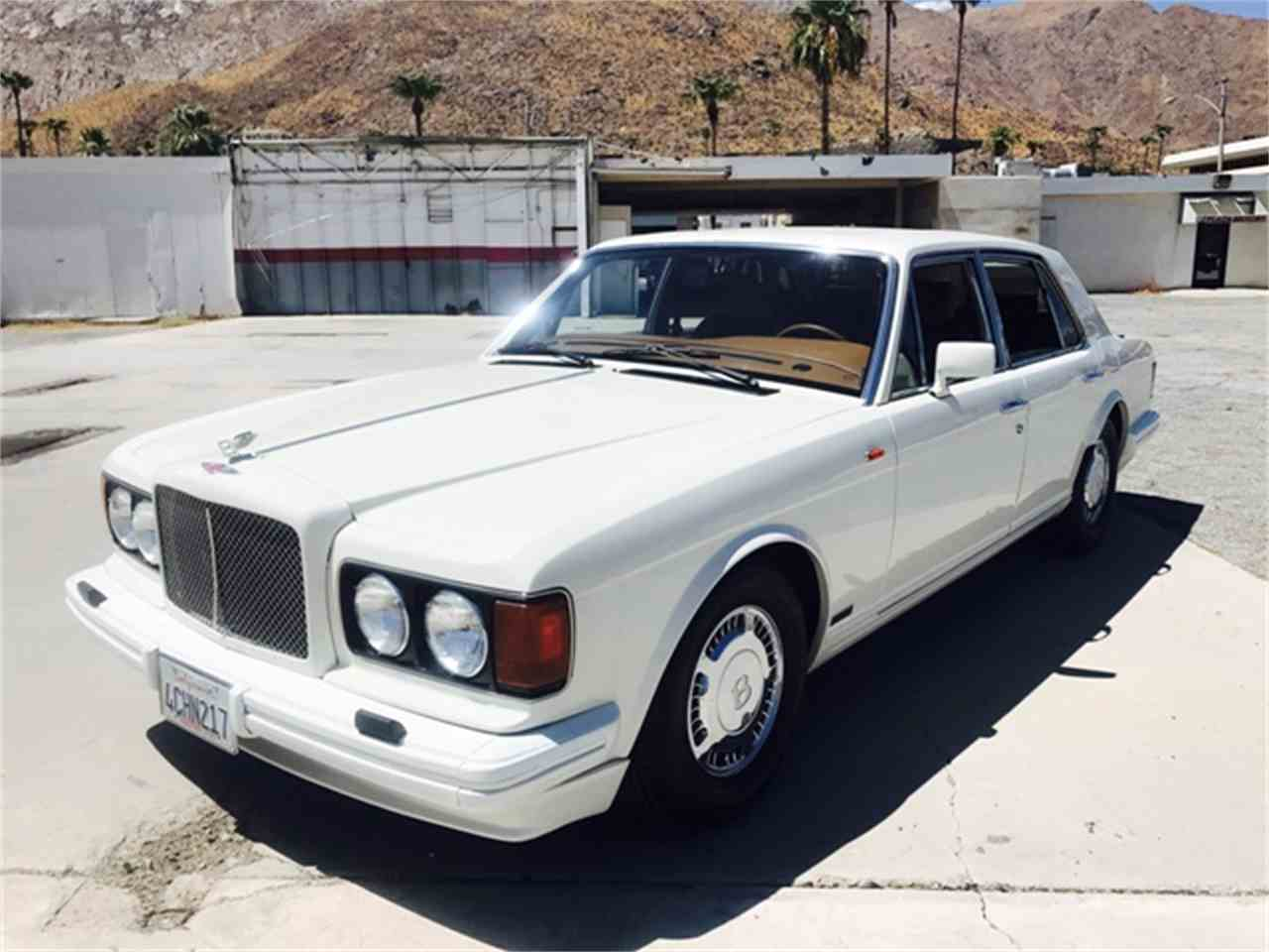 1991 bentley turbo r cc 1033031