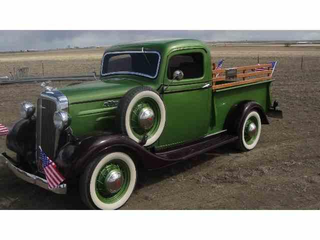 1936 Chevrolet Pickup | 1033034