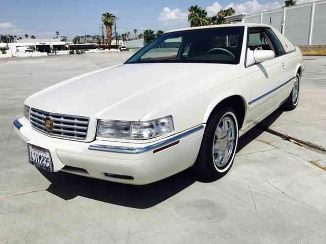 2001 Cadillac Eldorado | 1033037