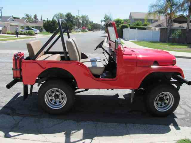 1955 Willys Jeep | 1033041
