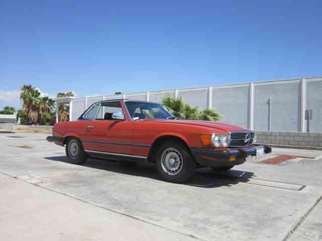 1980 MERCEDES BENZ 450 SL RDSTR | 1033043