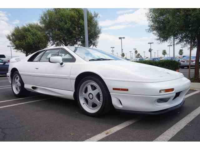 1995 LOTUS ESPRIT S4 S | 1033049