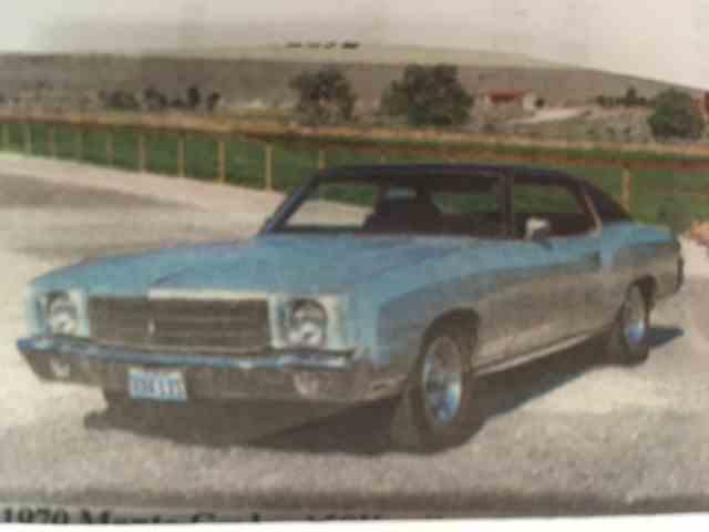 1970 Chevrolet Monte Carlo | 1033053