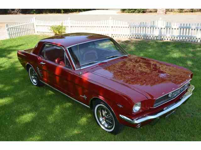 1966 Ford Mustang | 1033054