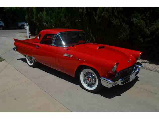 1957 Ford Thunderbird | 1033058