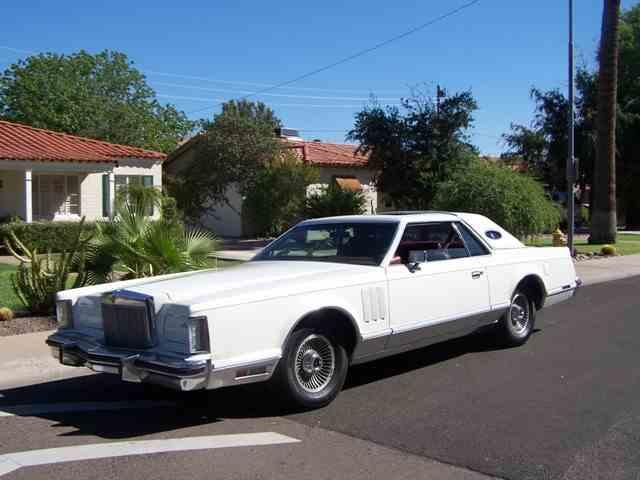 1979 Lincoln Mark V | 1033060