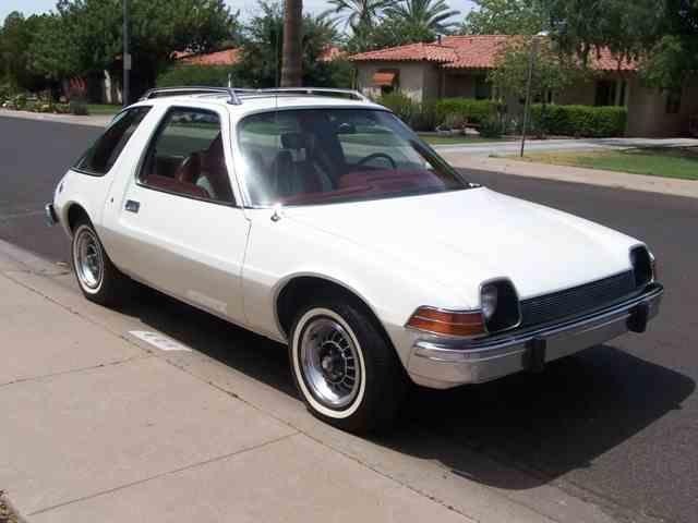1976 AMC PACER DL | 1033063