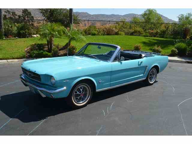 1965 Ford Mustang | 1033065
