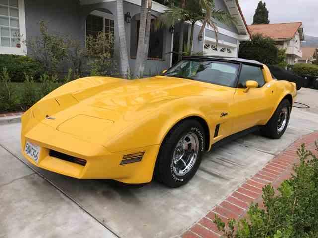 1980 Chevrolet Corvette | 1033066