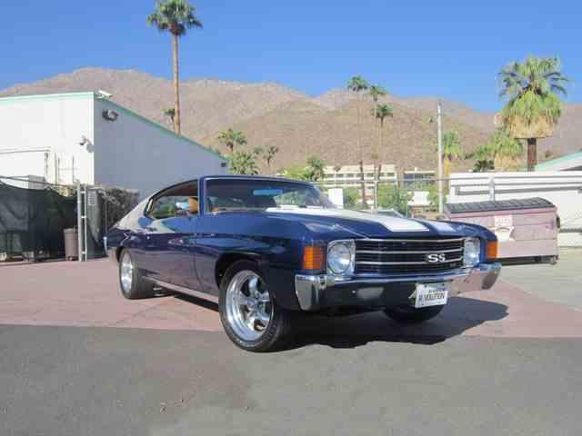 1972 Chevrolet Chevelle | 1033069