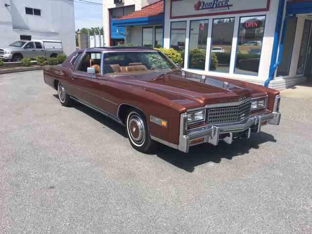1978 Cadillac Eldorado Biarritz | 1033071