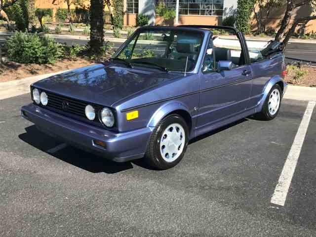 1989 Volkswagen Golf | 1033072