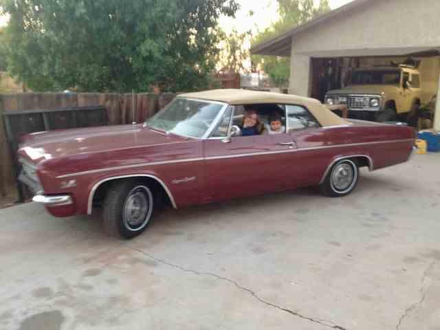 1966 Chevrolet Impala SS | 1033076