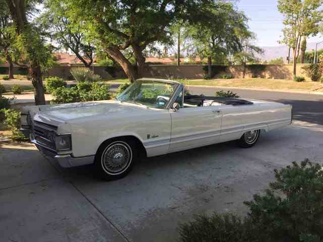1967 CHRYSLER IMPERIAL CVTBLE | 1033084