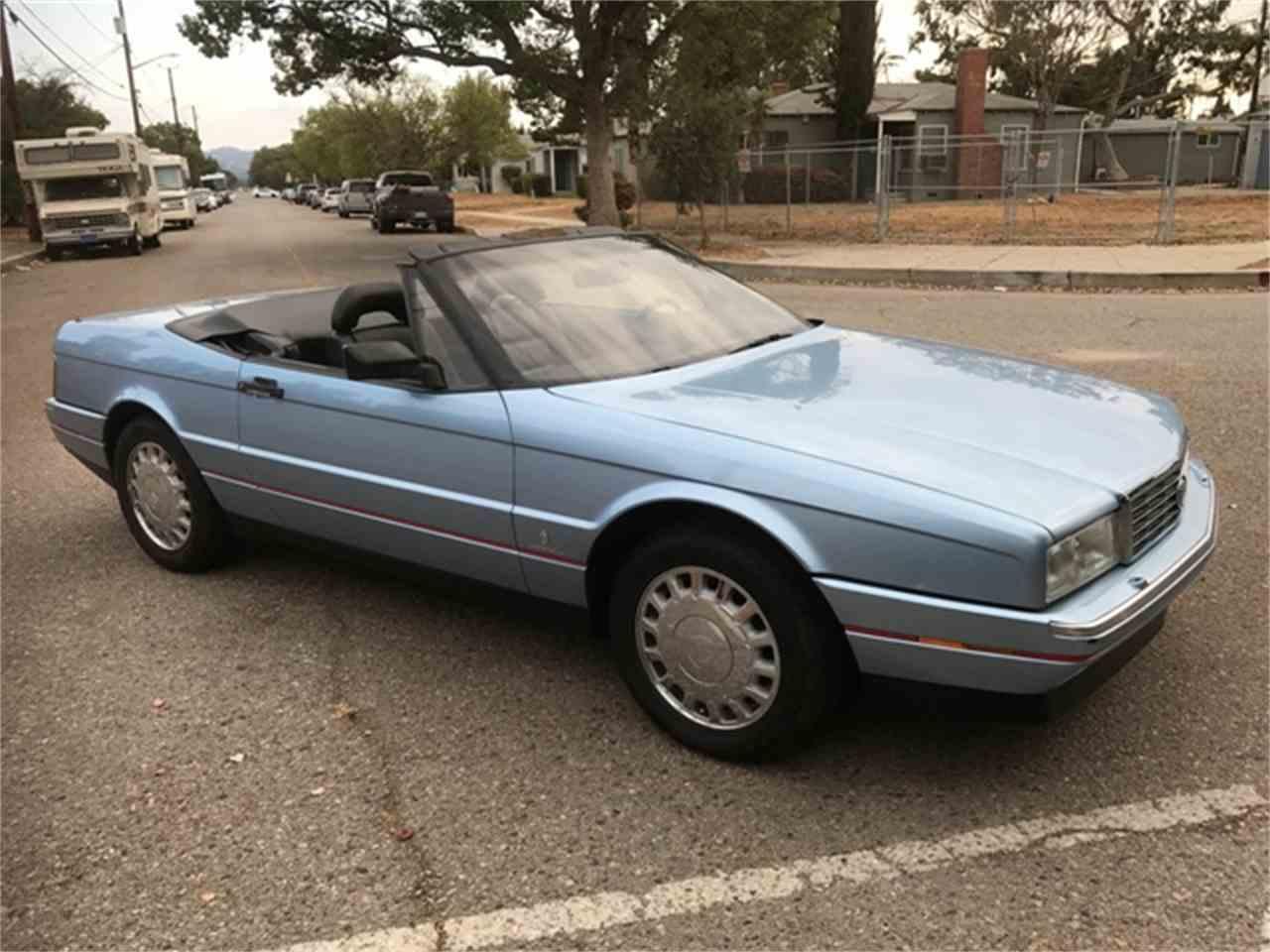 1991 Cadillac Allante - CC-1033085