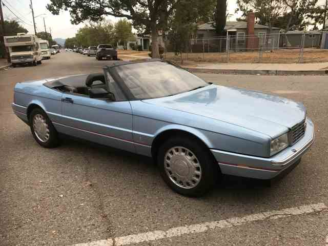 1991 Cadillac Allante | 1033085