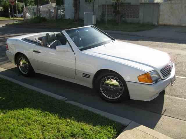1991 MERCEDES BENZ SL 300 ROADSTER | 1033090