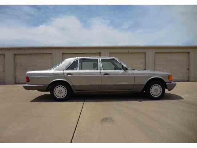 1989 Mercedes-Benz 420SEL | 1033092