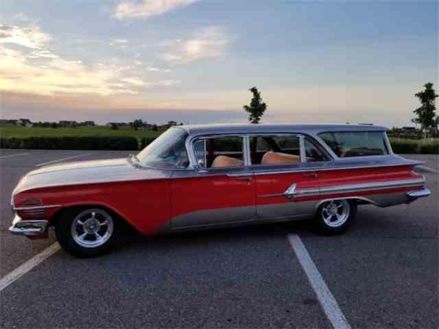 1960 Chevrolet Nomad | 1033095