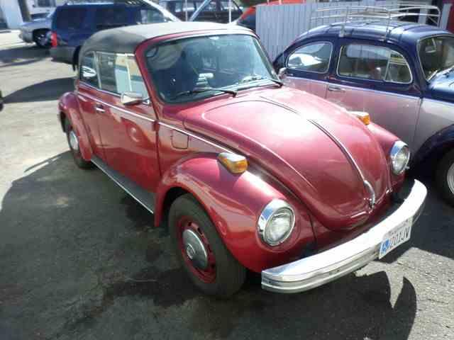 1979 Volkswagen Beetle | 1033097