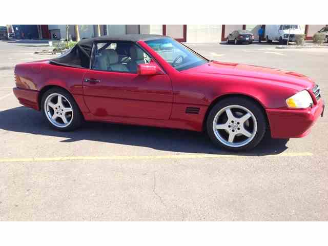 1995 Mercedes-Benz SL500 | 1033099