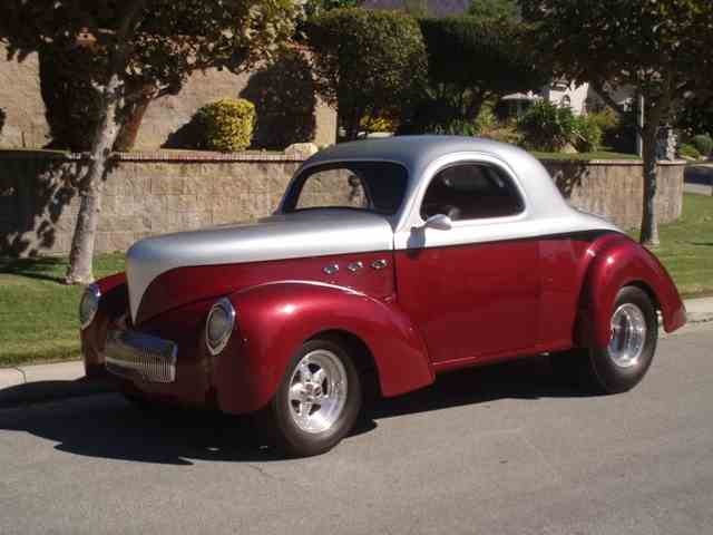 1941 WILLYS AMERICAR COUPE | 1033103