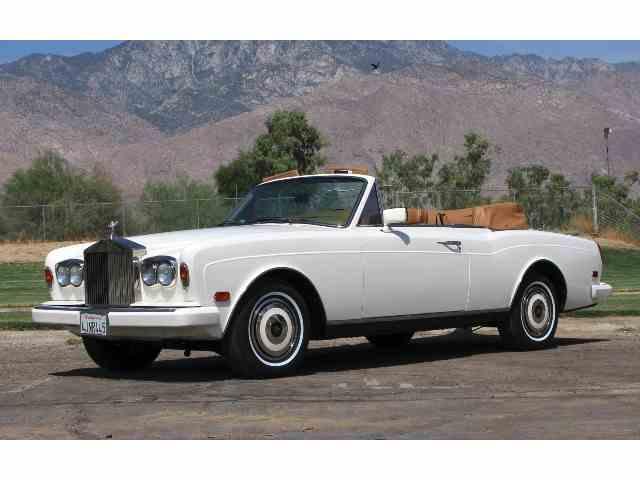 1987 Rolls-Royce Corniche II | 1033104