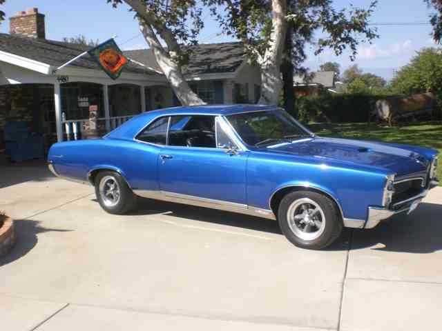 1967 Pontiac GTO | 1033106