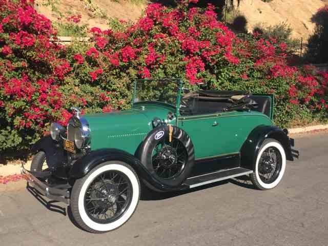 1928 FORD MODEL A RDSTR | 1033111