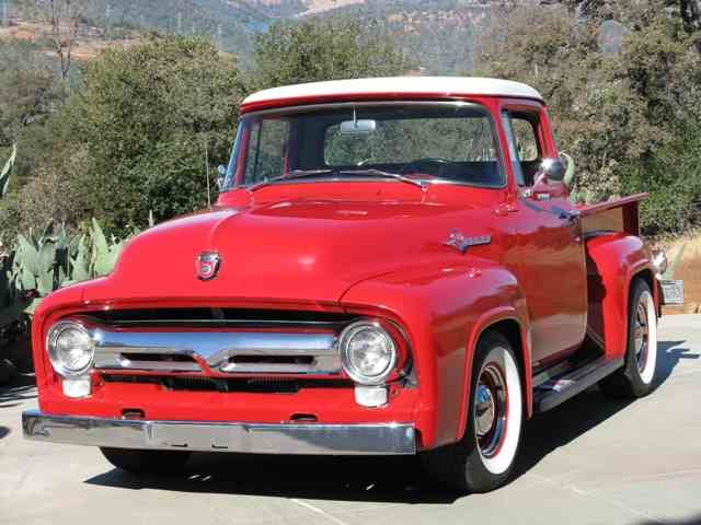 1956 Ford F100 | 1033115