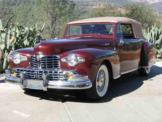 1948 Lincoln Continental | 1033116
