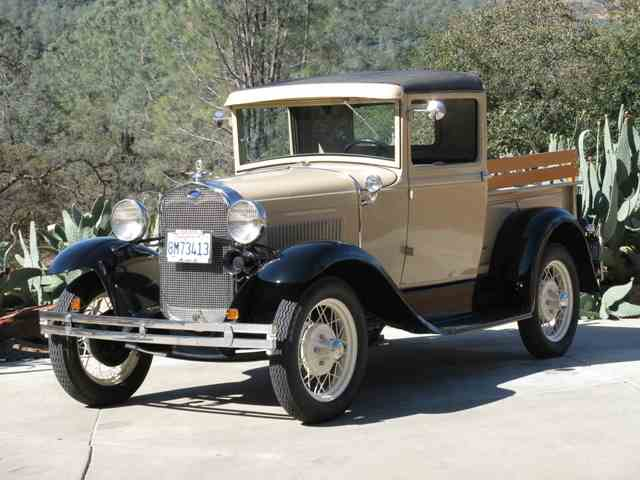 1930 FORD MODEL A PICK UP | 1033117