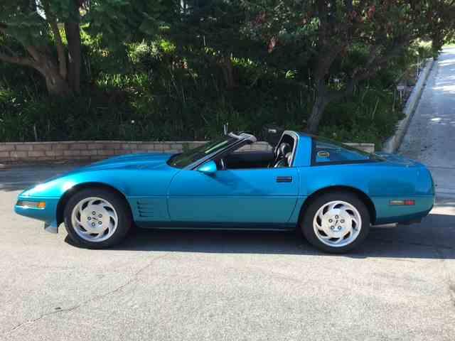 1993 Chevrolet Corvette | 1033127