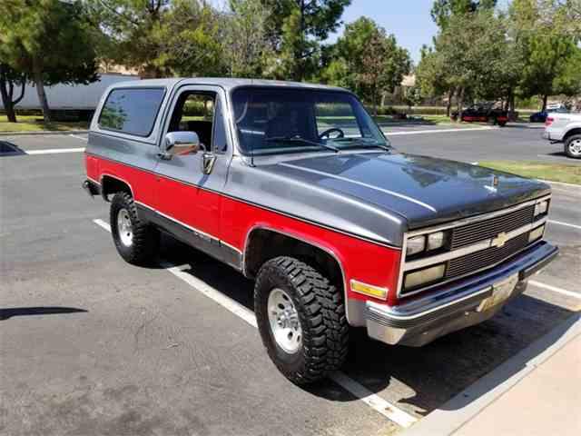 1989 Chevrolet Blazer | 1033128