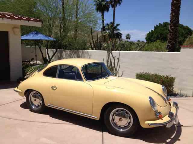 1964 Porsche 356SC | 1033131