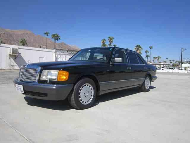 1991 Mercedes-Benz 420SEL | 1033132