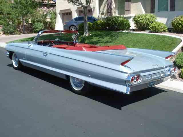 1961 Cadillac Series 62 | 1033151