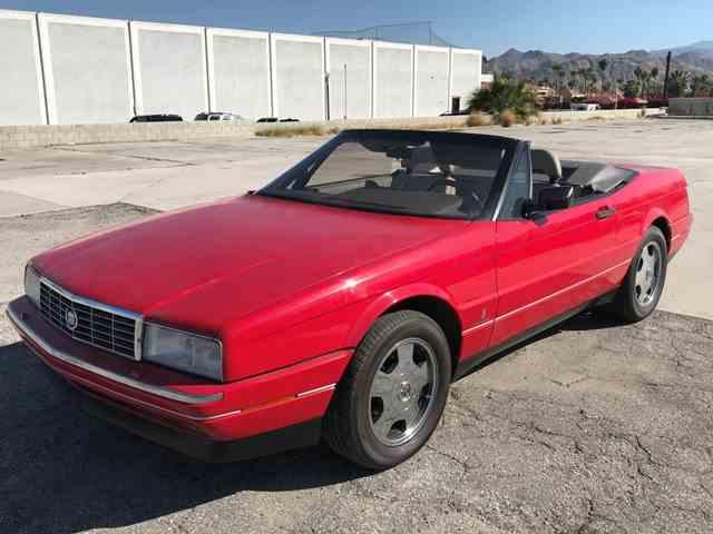 1990 Cadillac Allante | 1033153