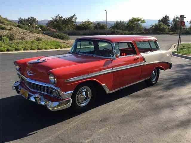 1956 Chevrolet Nomad | 1033155