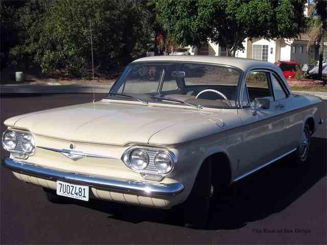 1961 Chevrolet Corvair Monza | 1033159