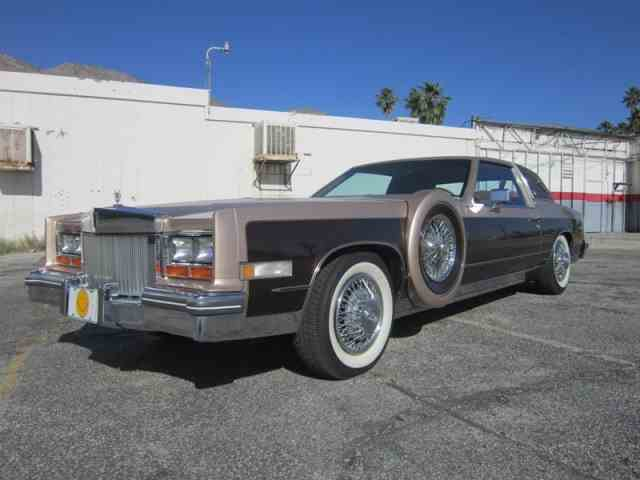 1980 CADILLAC ELDORADO PARIS EDITION | 1033163