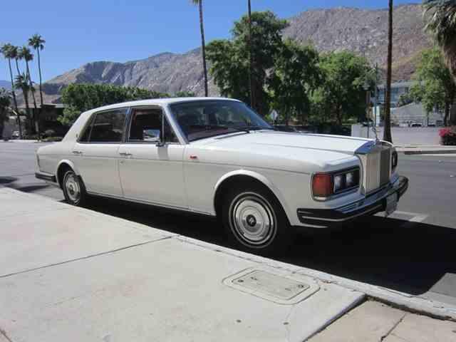 1985 Rolls-Royce Silver Spur | 1033172
