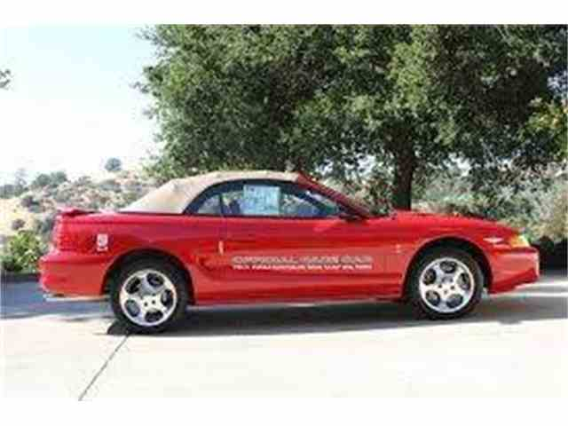 1994 FORD MUSTANG INDY PACE CAR | 1033174