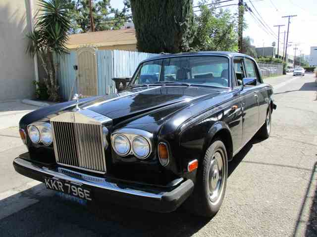 1979 Rolls-Royce Silver Shadow | 1033179