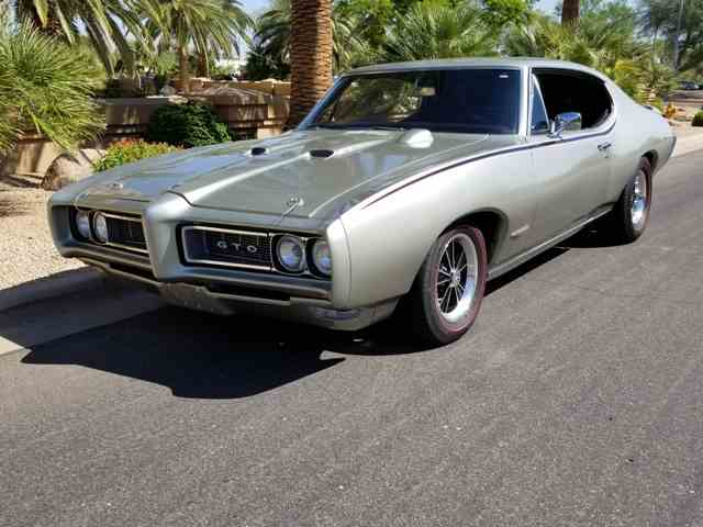 1968 Pontiac GTO | 1033181