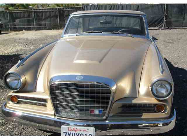 1963 Studebaker Gran Turismo Hawk | 1033188