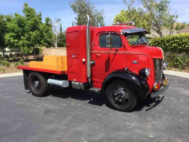 1947 FORD CAB OVER TRUCK | 1033190