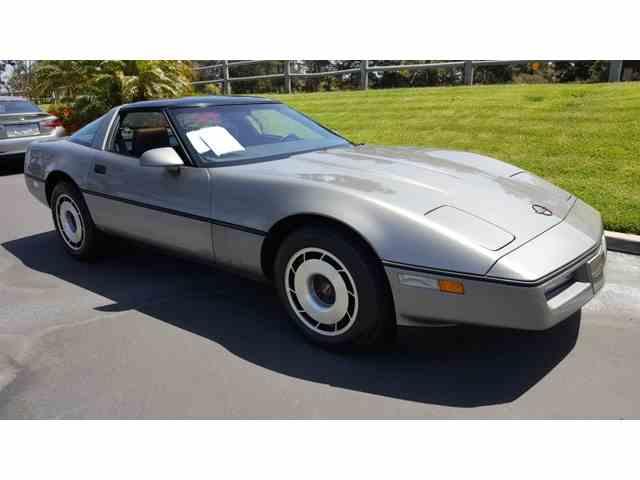 1985 Chevrolet Corvette   1033194