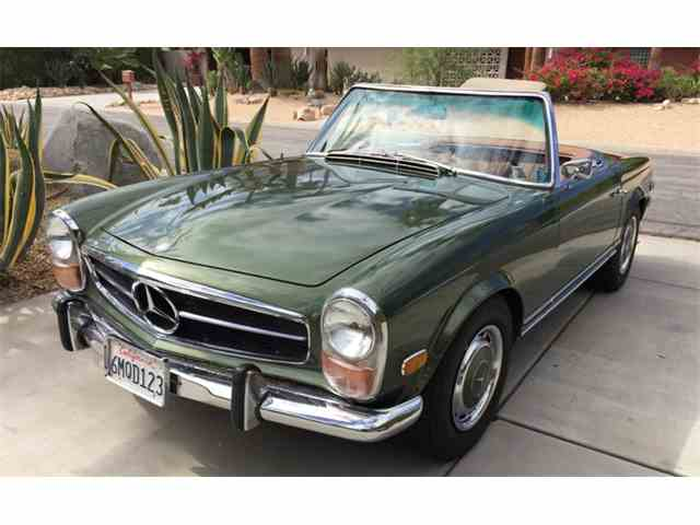 1967 Mercedes-Benz 250SL | 1033197