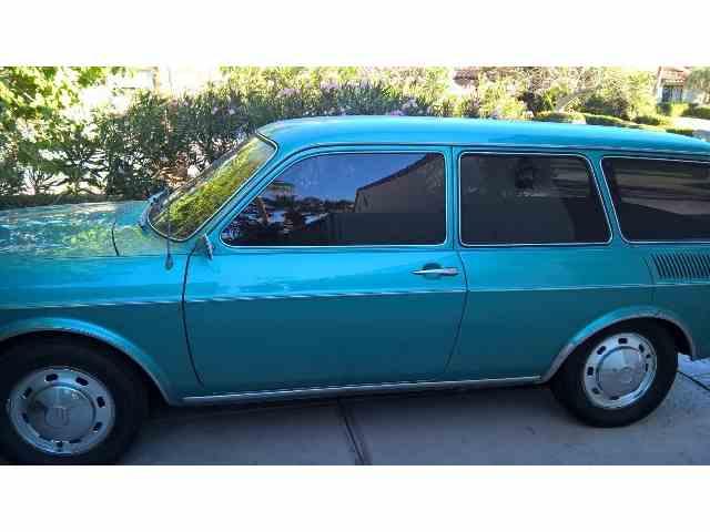 1972 Volkswagen 411   1033200